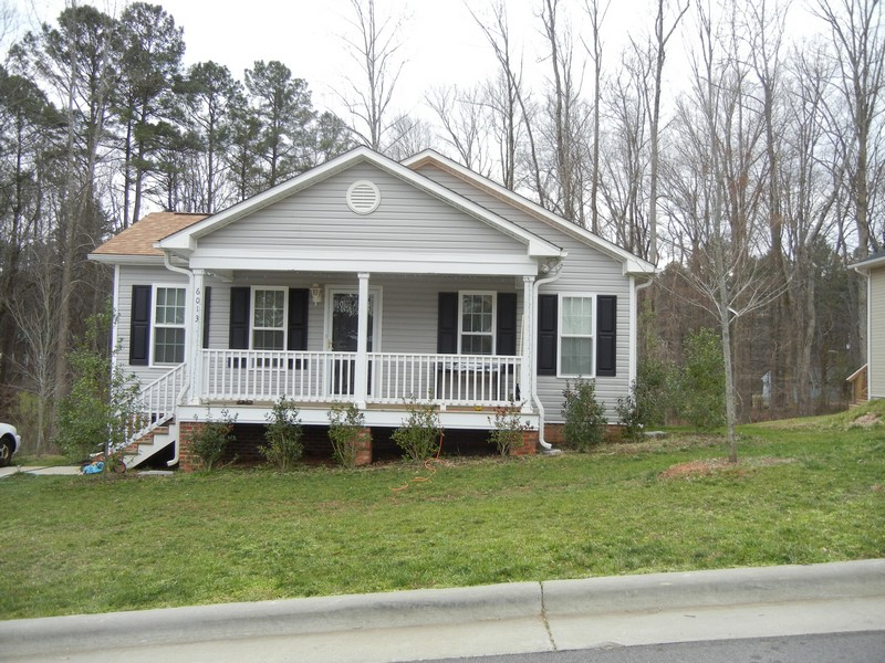 Habitat for Humanity home that received Free Gutters